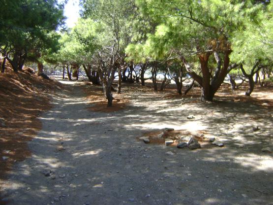 Μέγας Λάκκος - Μαρμάρι - Γριά Σπηλιά
