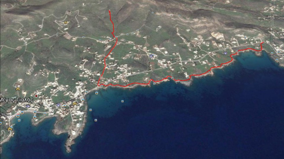 Stassi Kanakari – Talaras – Agia Marina