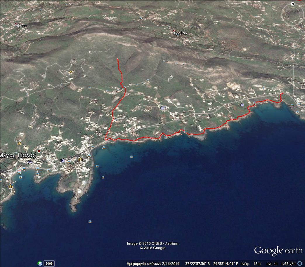 Stassi Kanakari - Talaras - Agia Marina