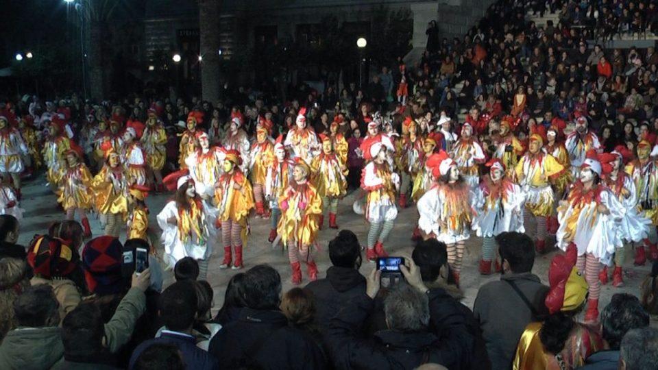 Συριανό Καρναβάλι 2018